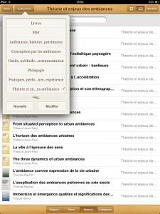 Les collections de pdf
