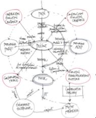 Fig.5 Machine à penser, Eva Chaudier 2015