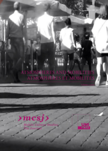mobile culture studies. the journal. › 3 Vol. 3 (2017): Atmospheres and Mobilities