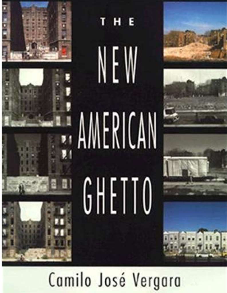 Couv livre ghetto vergara