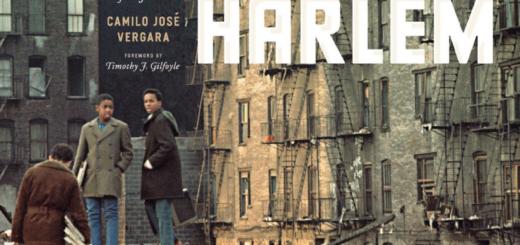 Harlem couv livre de Vergaga